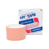 Medical Tape Hy-Tape Waterproof Zinc Oxide-Based Adhesive 1-1/2 Inch X 5 Yard NonSterile 115BLF Box/1