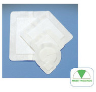 Composite Dressing Covaderm Plus 2 X 2 Inch Fabric 1 X 1 Inch Pad Sterile 46-400 Case/100