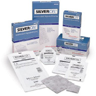 Alginate Dressing with Silver Silvercel 1 X 12 Inch Roll Sterile 800112 Case/25
