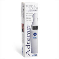 Digital Temporal Thermometer AdTemp 427 TempleTouch Temporal Infrared Probe Hand-Held 427 Each/1