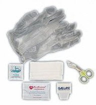 Accessory Kit Shears, Disposable Prep Razor, Bio-barrier Face Shield, Antimicrobial Wipe, Dry Towel AED Plus, CPR-D Electrode Pads 8900-0807-01 Each/1
