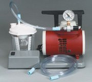 Aspirator Suction Pump Model 6260 2-6260# Case/1