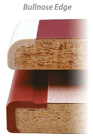 Square Table ThermoLaminate Top 42 X 42 Inch Cherry 2042S-TL/BE 605/606 Each/1