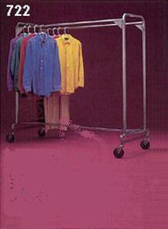 Garment Rack with Cover 722 Each/1