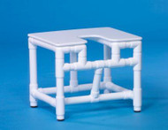 Bariatric Shower Stool Backless BSS600 Each/1