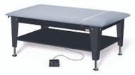 ADA Hi-Lo Power Plinth Table 72 L X 30 W X 20 -30 H Inch Vinyl Top, Steel Frame 4723 Each/1