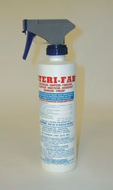 Insecticide Steri-Fab Liquid 16 oz. Bottle Trigger Spray Alcohol Scent 7040 Case/12