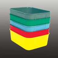 Nest and Stack Tote Fiberglass Reinforced Polyester 4-1/8 X 8-7/8 X 11-15/16 Inch 5595 Each/1