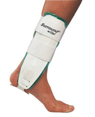 Air / Gel Ankle Support Surround Medium Hook and Loop Closure Left or Right Foot 79-97865 Each/1