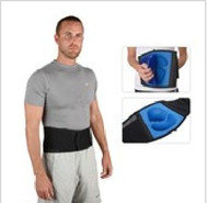 Back Support Form Fit X-Large Strap Closure 38 - 42 Inch Unisex 209148 Each/1