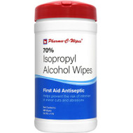 First Aid Antiseptic Pharma-C-Wipes 40 per Pack Wipe Canister 200736 Pack/40