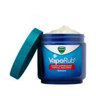 Chest Rub Vicks VapoRub Ointment 6 oz. 1611870 Each/1