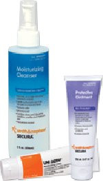 Incontinent Skin Care Kit Secura 59434200 Each/1