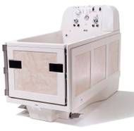 Seated Bathing System Apollo Advantage 6300 Fiberglass AS6300C Each/1