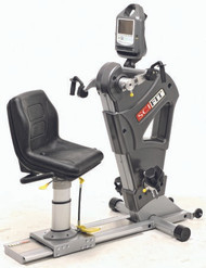 Ergometer SciFit PRO2 200 Levels of Resistance 61 X 30 X 62 Inch Metallic Gray / Silver 6335740030002 Each/1