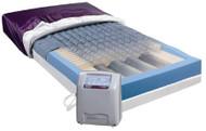 Coverlet Easy Air 35 W X 80 L Inch Smooth Top Fabric / Crush-Proof Air Diffusion Matrix Fabric Purple CLT-L8035 Each/1 - 80354309