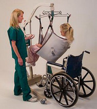 Deluxe Patient Lift Sling Medium 90 to 220 lbs. 50311 Each/1