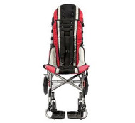 """CHAIR MOBILITY RED 14"""" D/S 1/EA DRVMED TR-1400-FR Each/1"""