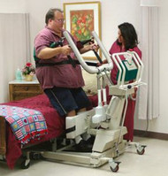 Bariatric Sit-to-Stand Patient Lift Smart Stand¨ 800 lbs. Battery-Operated S800PS-03 Each/1