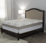 Bedding Encasement Protect-A-Bed¨ 18 X 76 X 80 Inch Knit Polyester For King Size Mattress BOB3016 Case/8