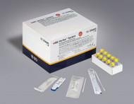 Rapid Diagnostic Test Kit Promotion BD Veritorª Plus System Physician Office Combo Immunochromatographic Assay Influenza A + B Nasal Swab / Nasopharyngeal Swab Sample CLIA Waived 60 Tests 256074 Each/1
