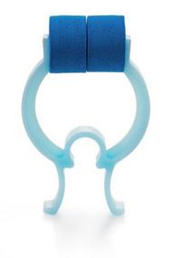 Nose Clip McKesson Foam, Disposable, Blue Plastic For Spirometer 16-MCKNC Case/200