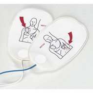 Defibrillator Electrode Pad Heartstream Adult/Child M3713A Box/10
