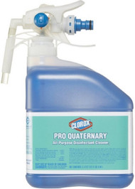 Clorox¨ Pro Quaternary Surface Disinfectant Cleaner Bleach Free Liquid Concentrate 101 oz. Bottle 31751 Each/1