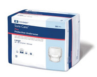 Adult Absorbent Underwear Sure Careª Pull On Large Disposable Heavy Absorbency 1615 Case/72