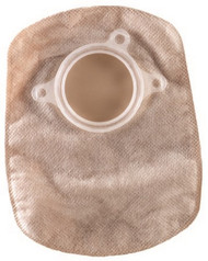 Filtered Colostomy Pouch Sur-Fit Natura¨ Two-Piece System 8 Inch Length Closed End 401527 Each/1