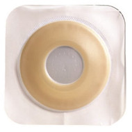 Colostomy Barrier Sur-Fit Natura¨ Pre-Cut, Extended Wear Durahesive¨, White Tape 2-1/4 Inch Flange Hydrocolloid 1-3/4 Inch Stoma 413187 Box/10