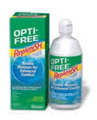 Contact Lens Solution Opti Free¨ Replenish¨ 4 oz. Liquid 1481753 Each/1