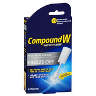 Wart Remover Compound W¨ Freeze Off¨ Spray 8 Applications 1868702 Each/1