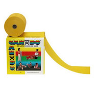 Exercise Band CanDo¨ Yellow 50 Yard X-Light Resistance 105621 Roll/1