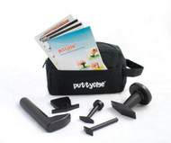 Tool Set Puttycise¨ 5-Piece Tool Set, Knob Turn, L-Bar, Peg Turn, Key Turn, Cap Turn, Carry Bag, Cards 102821 Each/1