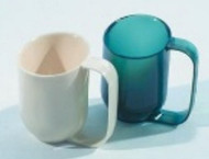 Dysphagia Cup 8 oz. Green Polycarbonate Reusable 80298 Each/1