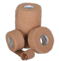 Cohesive Bandage Co-Flex¨ 2 Inch X 5 Yard Standard Compression Self-adherent Closure Tan NonSterile MDS089002 Each/1
