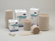 Elastic Bandage LoPress¨ 3-9/10 Inch X 5-2/5 Yard Standard Compression Clip Detached Closure Tan NonSterile 42400000 Case/12