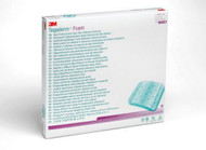 Foam Dressing 3Mª Tegadermª 4 X 8 Inch Rectangle Non-Adhesive without Border Sterile 90602 Box/5