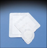Composite Dressing Covaderm¨ Plus V.A.D. 4 X 4 Inch Fabric 2 X 2 Inch Pad Sterile 46-405 Box/25