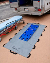 Transport Stretcher MegaMover® Plus 1,500 lbs. Weight Capacity 53376 Case/10