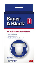 Athletic Supporter Bauer & Black™ Small White 202460 Each/1