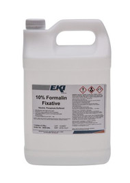 Histology Reagent Neutral Phosphate Buffered Formalin Fixative 10% 1 gal. 4499-GAL Case/4