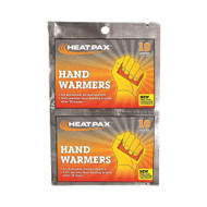 Instant Hot Pack Heat Pax® Hand One Size Fits Most Iron Powder / Water / Carbon / Vermiculite Disposable 1100-10R Box/5