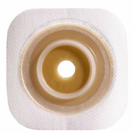 Pediatric Ostomy Barrier Little Ones® Sur-Fit Natura® Trim to Fit, Standard Wear Stomahesive® White Tape 32 mm Flange Sur-Fit Natura® System Hydrocolloid 1/2 to 3/4 Inch Opening 3 X 3 Inch 401925 Each/1