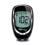 Blood Glucose Meter True Metrix™ 4 Second Results Stores Up To 500 Results with Date and Time No Coding Required RE4H01-40 Case/40