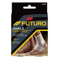 Ankle Support 3M™ Futuro™ Comfort Lift™ Small Pull-On Left or Right Foot 76581ENR Box/3
