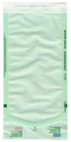Sterilization Pouch Steriking® Ethylene Oxide (EO) Gas / Steam 7-1/2 X 13 Inch Transparent / White Self Seal Paper / Film SS-T5A Case/1000