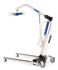 Patient Transfer Sling Lift Reliant Plus 450 lbs. 24V Rechargeable Battery RPL450-1 Each/1