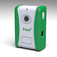 Patient Alarm Posey KeepSafe Scout 3 X 4.44 X 1.59 Inch Green / White 8324 Each/1 - 83243209